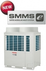 SMMSe 2-pipe Heat Pump Outdoor