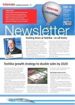 Toshiba Newsletter - all the latest updates