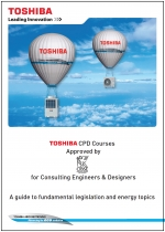 Toshiba rolls out new programme of CPDs