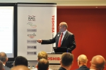 Major end users and contractors attend annual conference at Twickenham