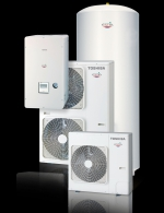 Industry first for Toshiba as Estia heat pumps gain triple approvals from key bodies