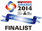 Pioneering refrigerant protection system shortlisted for two national awards