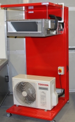 Toshiba helps UK's top air conditioning students