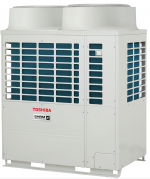 Toshiba's new three-pipe heat recovery VRF
