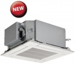 New VRF Indoor Unit - Compact 4 Way Cassette