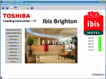 Toshiba innovative solutions for hotel applications