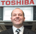 Toshiba warns over potential ban on pre-charged ac kit