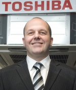 Toshiba defies trend in UK air conditioning market