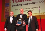 Toshiba wins top accolade at National ACR Awards 2015