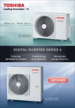 New 4 series Digital Inverter outdoor unit