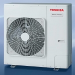 Toshiba introduces new range of high efficiency compact outdoor condensing units