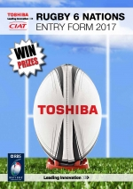 Toshiba 6 Nations Rugby Competition