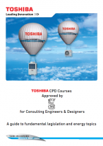 Toshiba launches new CIBSE approved CPD training