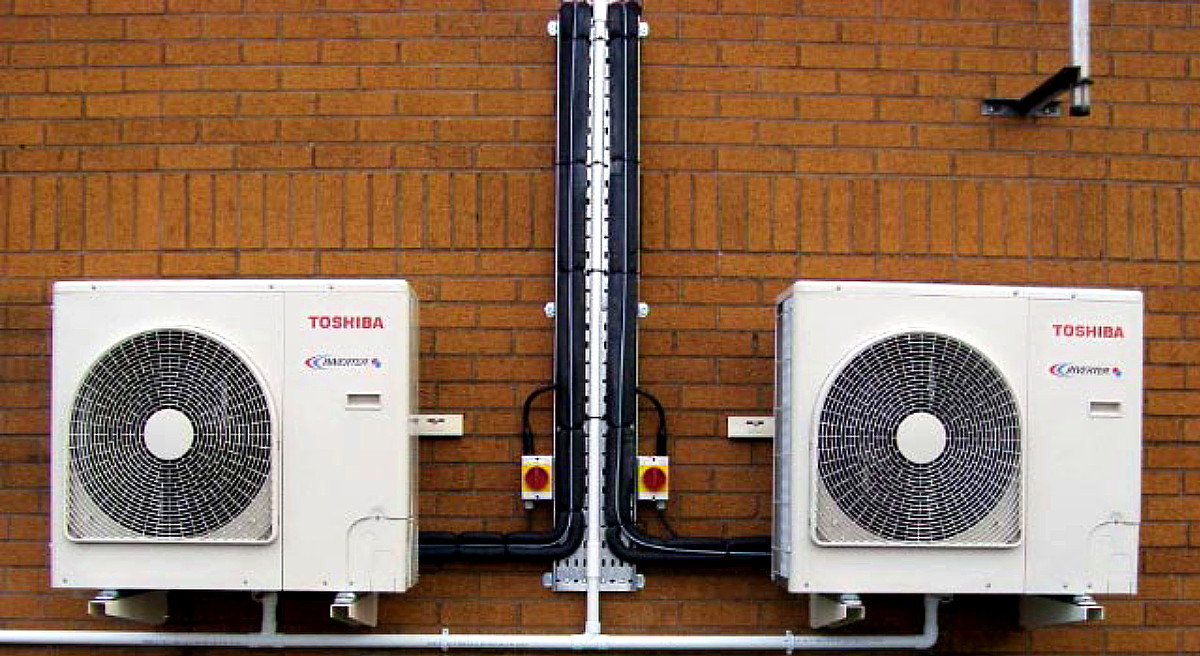 New air conditioning unit cost - Toshiba Launches No Cost Replacement Scheme For Obsolete R22 Air Conditioning Plant