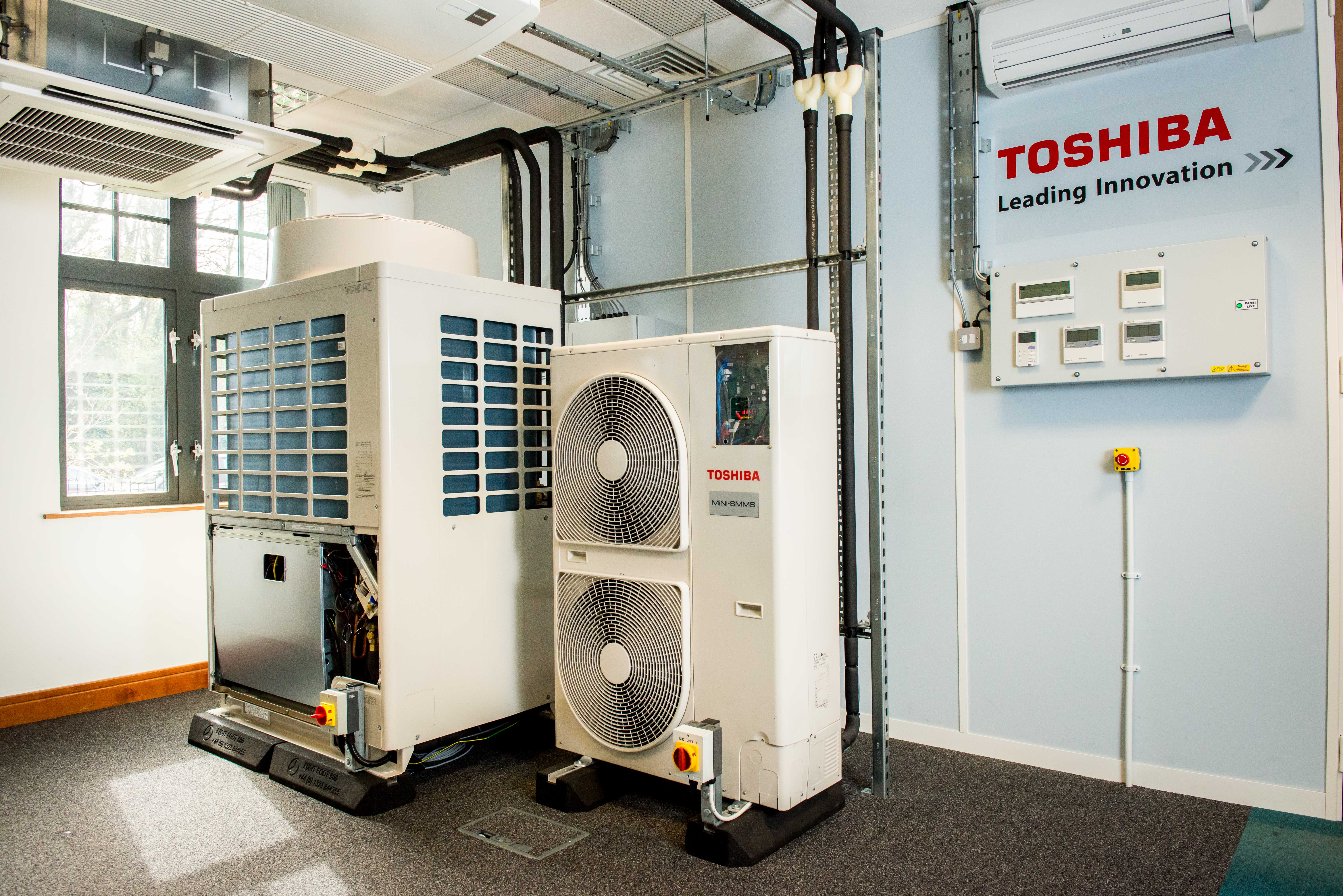 Toshiba Opens New Flagship Training Centre Toshiba Air
