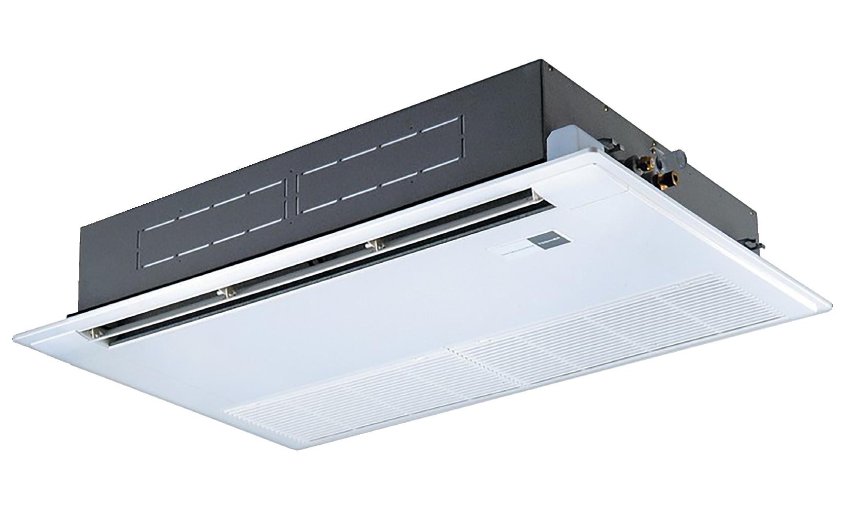 Vrf Indoor Unit 1 Way Cassette Toshiba Air Conditioning