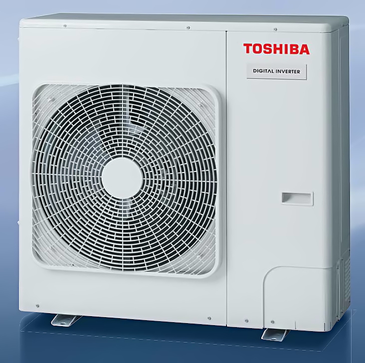 New Air Conditioning Unit >> Toshiba Introduces New Range Of High Efficiency Compact Outdoor