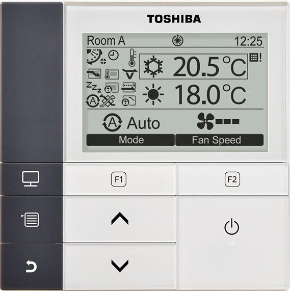 Standard Wired Controllers Products Toshiba Air Conditioning