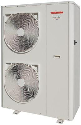 toshiba heat pump inverter manual