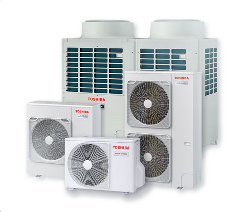 Homepage - Toshiba Air Conditioning UK