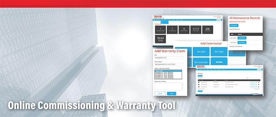 Online-Commissioning-&-Warranty