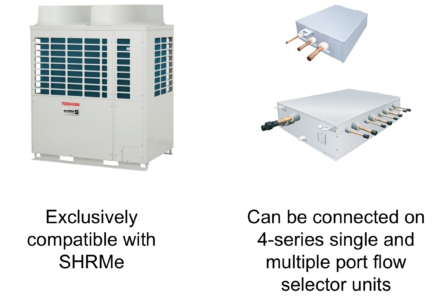 Compatibility of Toshiba hot water module
