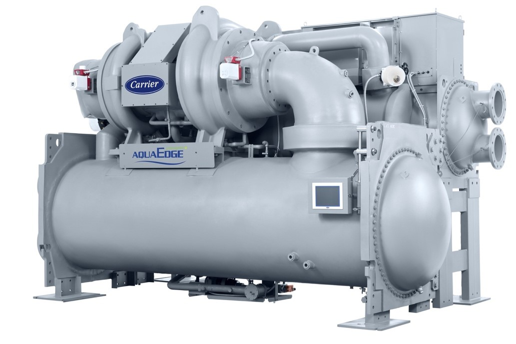 Chiller Product of the Year: The judges praised the Carrier 19DV chiller design for its total-system approach and for future-proofing end users.